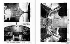GRUMMAN GOOSE G-21 FLYING BOAT MAINTENANCE RARE HISTORICAL WW2 Navy 1930's