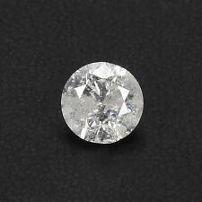 Estate Loose 2.16 Carat Natural Round Cut Diamond Sollitaire