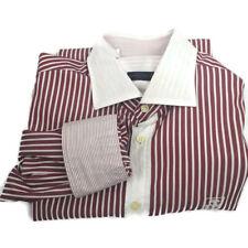 Corneliani ID Mens Long Sleeve Button Down Casual Dress Shirt 16.5 / 42 Italy