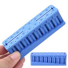 Endo Measuring Block Holder Stand Dental File Ruler Endodontic Supply Plastic BE