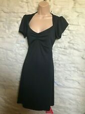 BNWT oasis black party cocktail dress  size 10