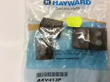 Hayward AXV413P Vinyl Shoes for Pool Cleaner - Light Grey