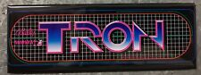 Tron Arcade Game Marquee Fridge Magnet