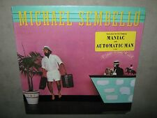 MICHAEL SEMBELLO Bossa Nova Hotel ORIG SEALED New Vinyl LP Hype 1983 23920-1 Cut