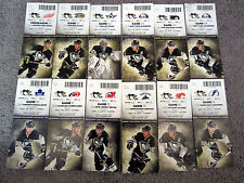 Pittsburgh Penguins vs Vancouver Canucks TICKET STUB 12-4-14 GAME 13 Crosby