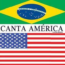 Canta América - Coletânea CD
