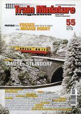 Train Miniature Magazine - N° 55