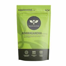 Ashwagandha Extract 1000mg 180 Tablets Stress Anxiety Indian Ginseng Supplement
