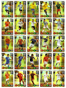2010 World Cup South Africa ADRENALYN XL PANINI - choose one CHAMPION card