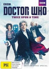 Doctor Who - Twice Upon A Time DVD, 2018 R4