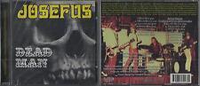 JOSEFUS-dead man-CD 1970 + bonus tracks-super progressiv Heavy Rock