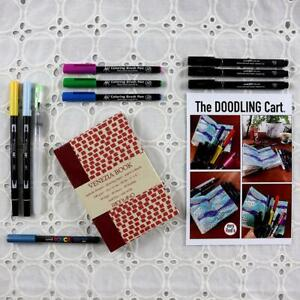 The DOODLING Cart - start your doodling journey today!