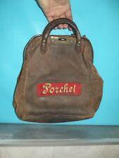 Old Vintage Luxury Bag Porchet Brand 1920 + or - Ancien Sac de Luxe Vintage de l