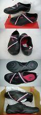 "New Womens 9 PUMA "" Yuli "" Black Shadow Leather Shoes Last Unit $90"