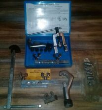 Gould IMPERIAL EASTMAN Tubing Tool Kit DOUBLE FLARING & SWAGING TUBE W/ EXTRAS!!