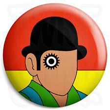 Clockwork Orange - Droog Anthony Burgess Book Cover - 25mm Button Pin Badge