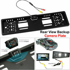 170° Car Vehicle Rear View Reversing Camera Backup Parking Plate Night Vision