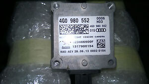 Audi A6 A7 S6 S7 A8 S8 Night Vision Camera 4G0980552