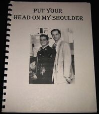 "Due South Fanzine ""Put Your Head On My Shoulder"" SLASH Novel"