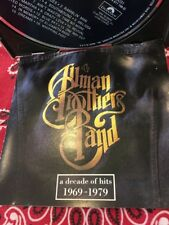 A Decade Of Hits 1969-1979 By The Allman Brothers , CD