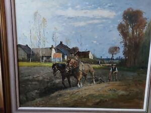 Gemälde Düsseldorfer Schule Karl Mohr
