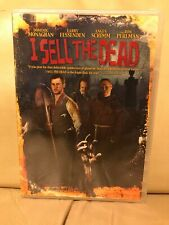 I Sell the Dead DVD, NEW & Sealed!! Ron Perlman, Angus Scrimm, Dominic Monaghan