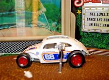 1966 66 VW BEETLE BUG LIMITED EDITION VOLKSWAGON 1/64 DRAG BUG REAL RIDERS