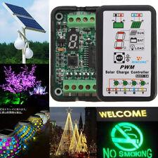 6V 12V 3A PWM Solar Panel Light Battery Controller Regulator LED Lamp