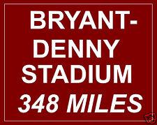 Alabama Football Bryant-Denny Stadium  Roll Tide Custom 8 x 10 Photo Picture