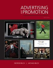 Advertising and Promotion Integrated Marketing Communications Perspective 8th ED