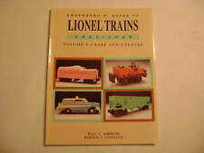 Greenberg's  Lionel Trains 45-69 Vol.V Rare & Unusual