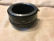 Nikon M2 extension tube From Japan