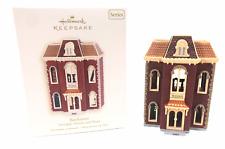 2007 Hallmark Bookstore Keepsake Ornament Nostalgic Houses & Shops 24th Series