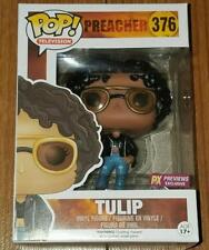 PREACHER - TULIP Vinyl figure, NM, MIP, 376, Preview Exclusive, POP, 2016