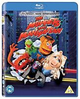 The Muppets Take Manhattan [Blu-ray] [1985] [Region Free]