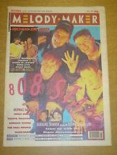 MELODY MAKER 1991 FEB 9 808 STATE EPMD KILLING JOKE EMF
