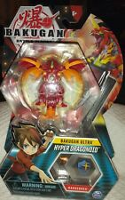 Bakugan Ultra, Hyper Dragonoid, Collectible Transforming Figure