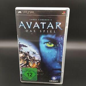 James Cameron's Avatar - Das Spiel für Sony PSP mit OVP & Beschreibung