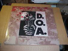 LP:  D.O.A. - Murder   NEW SEALED REISSUE DOA
