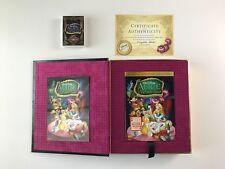 NEW Alice in Wonderland Special UN-Anniversary Edition DVD COLLECTION Disney