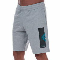 Mens Emporio Armani EA7 Mens Bermuda Shorts in Grey Marl - 2XL