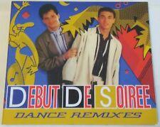 Debut De Soiree - Dance remixes (CD, Compilation) 2012