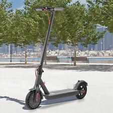 2021 Elektro-Scooter E-Scooter mit Elektroroller Faltbar 10.4Ah Batterie Sitz DE