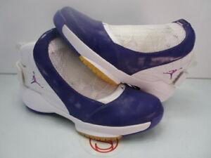 DS 2004 Nike Air Jordan XIX 19 GARY PAYTON LAKERS PE SAMPLE 13