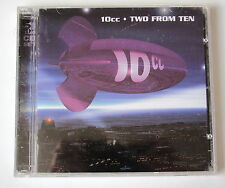 10 CC.....TWO FROM TEN ....2 (CD) NEUF