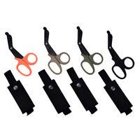 EDC tactical rescue scissor emergency tool outdoor bandage scissor with bag ''