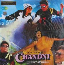 CHANDNI - Bollywood Soundtrack Vinyl LP - Sridevi & Rishi Kapoor