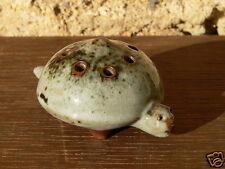 poterie céramique terre cuite ancienne régionale porte cure dent /Poncé/appeau