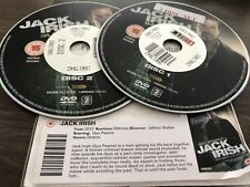 Jack Irish (DVD, 2013, 2-Disc Set) DISC ONLY