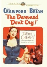 THE DAMNED DON'T CRY (Joan Crawford)  - DVD - UK Compatible
